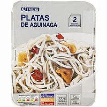 Eroski Platas de Aguinaga Pack 2x150 g
