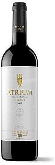 Torres Atrium Vino tinto merlot D.O. Penedés Botella 75 cl