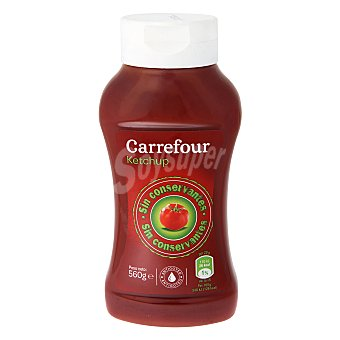 Carrefour Ketchup Nature 560 g