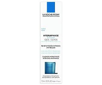 La Roche-Posay Rehidratación intensiva antibolsas con ácido hialurónico Tubo 15 ml