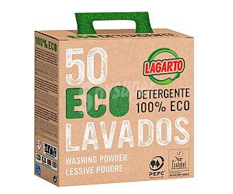 Lagarto Detergente en polvo 2550 g