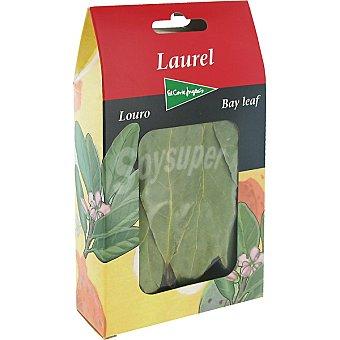 El Corte Inglés Laurel en hojas estuche 25 g Estuche 25 g