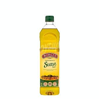 Borges Aceite de oliva suave Botella de 1 l