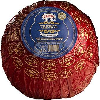 Larsa Queso de bola trébol 1,5 kg (peso aproximado pieza)
