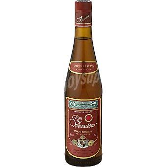 Varadero ron cubano añejo reserva Botella 70 cl