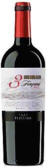 Castillo de Perelada Vino tinto crianza D.O. Empordá botella 75 cl