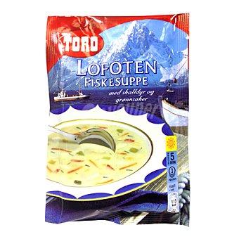 Toro Sopa de pescado 70 g