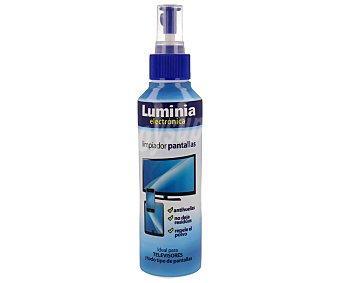 Luminia Limpiador en spray para todo tipo de pantallas 250 mililitros