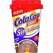 Batido de leche-cacao sin lactosa shake vaso 200 ml Cola Cao