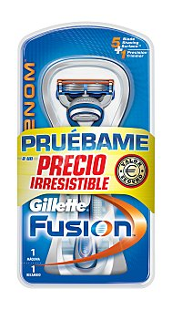 Gillette Maquinilla fusion phenom manual 1 ud