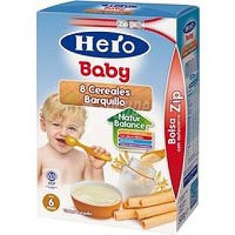 Pap. 8 Cereales Barq. Est 500g