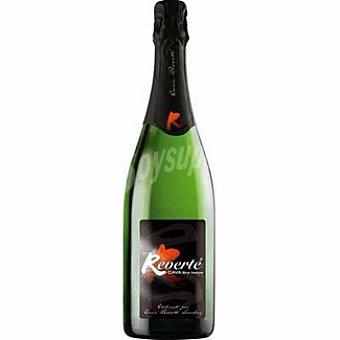 REVERTE Cava brut nature Botella 75 cl