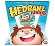 Juego de mesa infantil de descubrimiento Hedbanz Junior, de 2 a 4 jugadores, bizak  Bizak