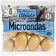 Patatas baby microondas al vapor Bolsa 400 g LAS PATATAS DEL ABUELO