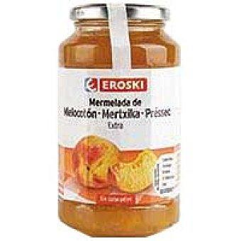 Eroski Mermelada de melocotón frasco 640 g