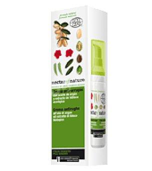 Les Cosmetiques Crema anti-arrugas con aceite de argán y extracto hibisco ecológico 30 ml.