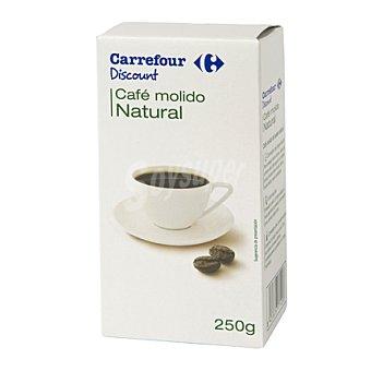 Carrefour Discount Café molido natural 250 g