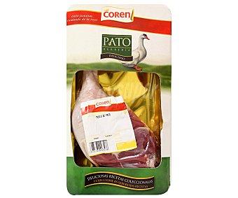 Coren Muslo de pato berberia 400 gramos aproximados
