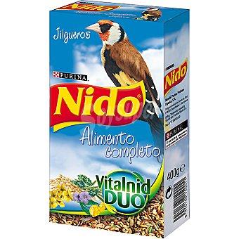 Nido Purina Alimento completo para jilgueros estuche 400 g Estuche 400 g
