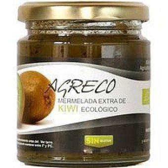 AGRECO Mermelada extra de kiwi Tarro 260 g