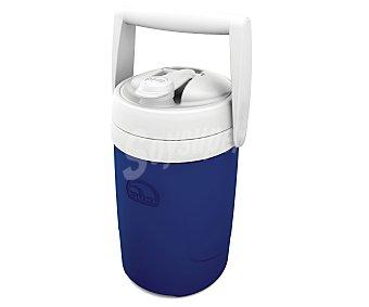IGLOO Botella isotérmica sport, mantiene el frío/calor de sus bebidas, con boquilla flip y correa ajustable, capacidad de 2 litro 1 unidad