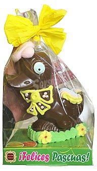 D.VENEZIANE Chocolatina figura de pato (decorado a mano) 1 unidad de 120 g