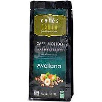 CAFÉS EGUIA Café molido avellanas 250 grs