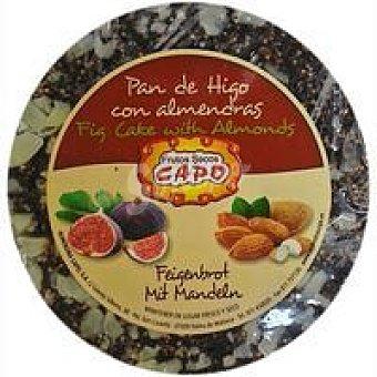Capo Pan de higo Bandeja 200 g