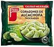 Coraznoes de alcachofas de origen nacional, troceados y ultracongelados 300 g Findus