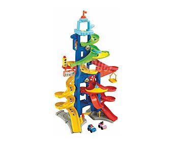 FISHER PRICE Supercircuito Cohelandia con 2 Coches 1 Unidad