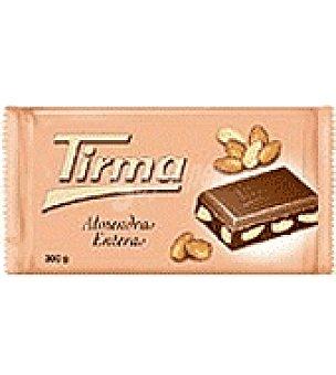 Tirma Chocolate con almendras 300 g