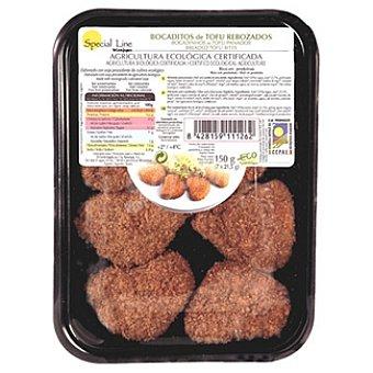 Special Line Bio-bocaditos de tofu naturales rebozados Envase 150 g