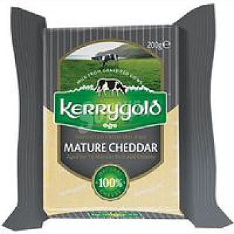 Kerrygold Queso Cheddar Mature barra 200 g
