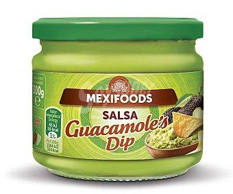 Mexifoods Salsa Guacamole 300 Gramos