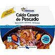 Caldo casero de pescado sin gluten 2-3 raciones Bolsa 500 g Precoan