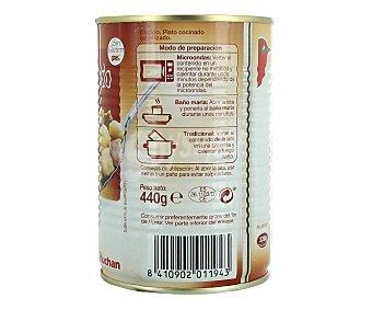 Auchan Fabada asturiana, lata 440 gramos