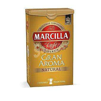 Marcilla Cafe molido natural gran aroma  Paquete 250 g