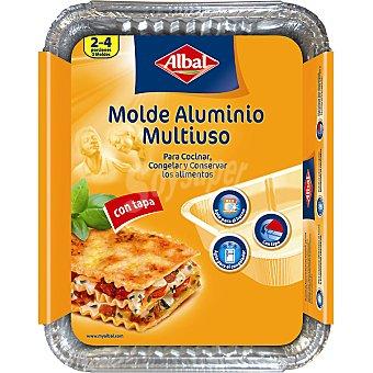Albal Molde Aluminio Igloo 1 Litro 3u