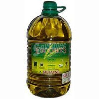 ESCOMES Aceite de oliva virgen Siurana Garrafa 5 litros