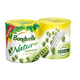 Bonduelle Guisante natural Pack de 2x130 g