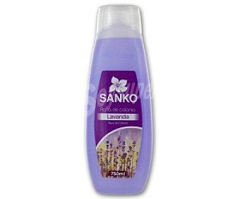 SANKO Agua de colonia Lavanda 750 Mililitros