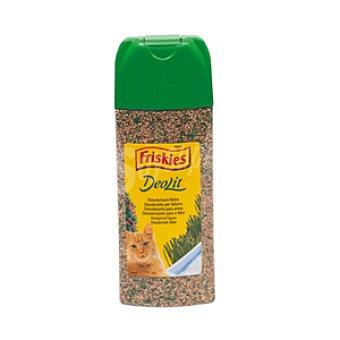 Purina Friskies Absorbeolor de arena de gatos olor valeriana Bolsa 3 kg