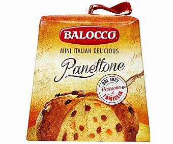 Balocco Panettone de frutas 100 gramos