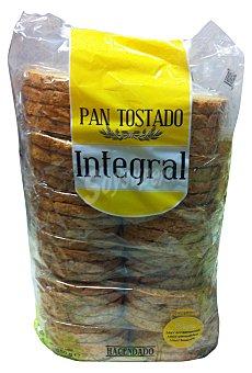 HACENDADO PAN TOSTADO INTEGRAL REBANADAS PAQUETE 300 g