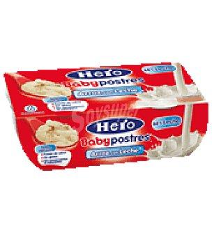 Hero Baby Tarrito arroz con leche Postres