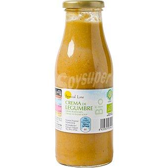 Special Line crema de legumbre ecológica sin gluten envase 500 ml