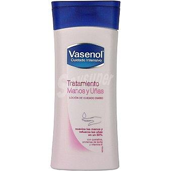 Vasenol Crema de manos cuidado intensivo fórmula manos y uñas dosificador 200 ml