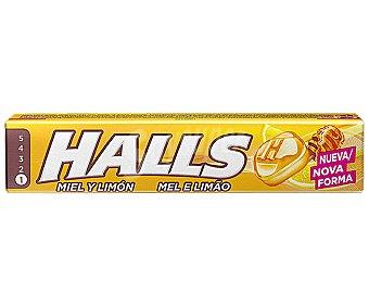 Halls Caramelos miel limon 33 g