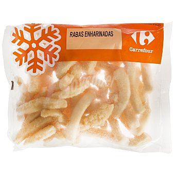 Carrefour Rabas Enharinadas Bandeja de 600 g