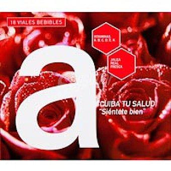 APISERUM Apiserum vitaminado en viales Pack 18 unid